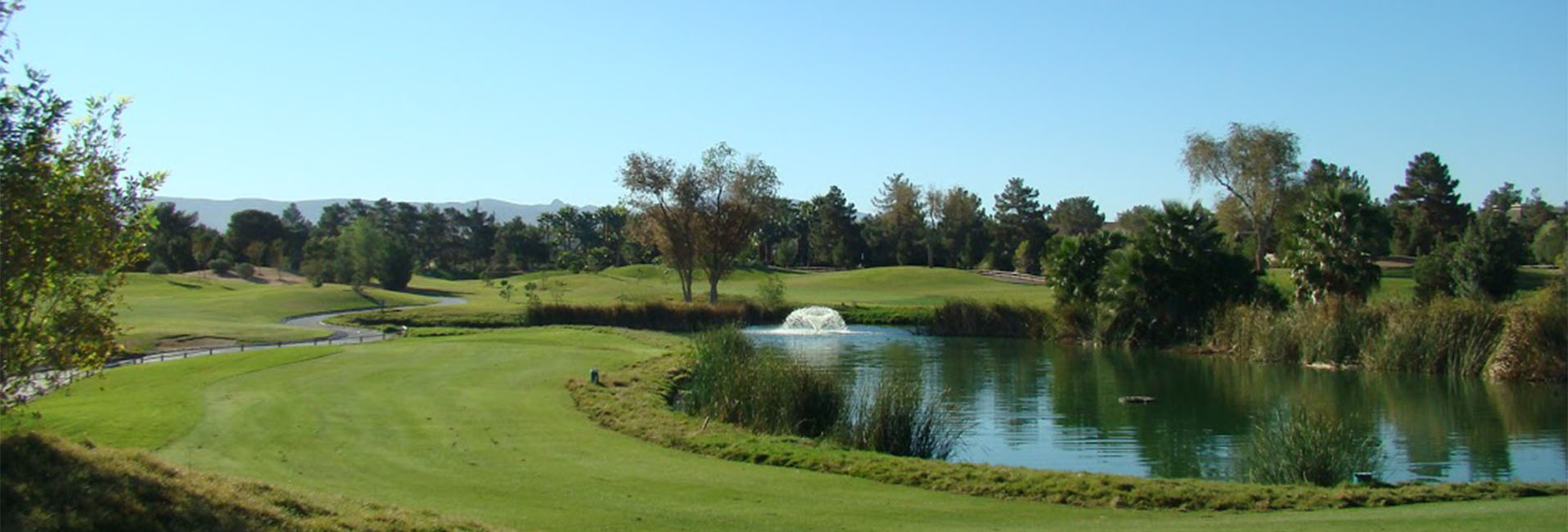 Image to show local area golf course